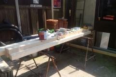 Nákup a príprava materiálu na stavbu